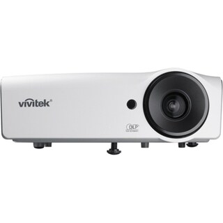 Vivitek D552 3D Ready DLP Projector - 576p - EDTV - 4:3
