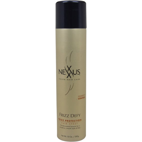 Nexxus Frizz Defy Frizz Protection 10-ounce Hair Spray