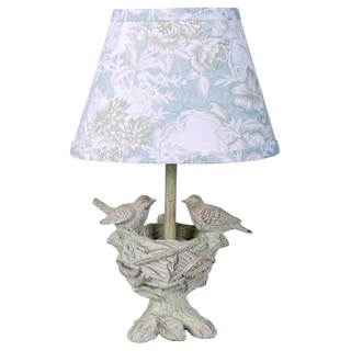 Somette Spring Blessings Accent Lamp