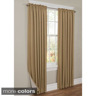 Renda Thermal Shield Lined Energy 84 inch Curtain Panel