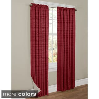 Francesca Thermal Shield Lined 84 inch Curtain Panel