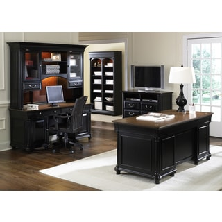 St. Ives 6-piece Espresso Home Office Set