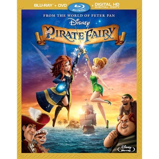 The Pirate Fairy (Blu-ray/DVD)
