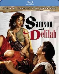 Samson And Delilah (Blu-ray/DVD)