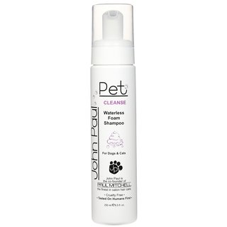 John Paul Pet Cat/ Dog Waterless Foam Shampoo