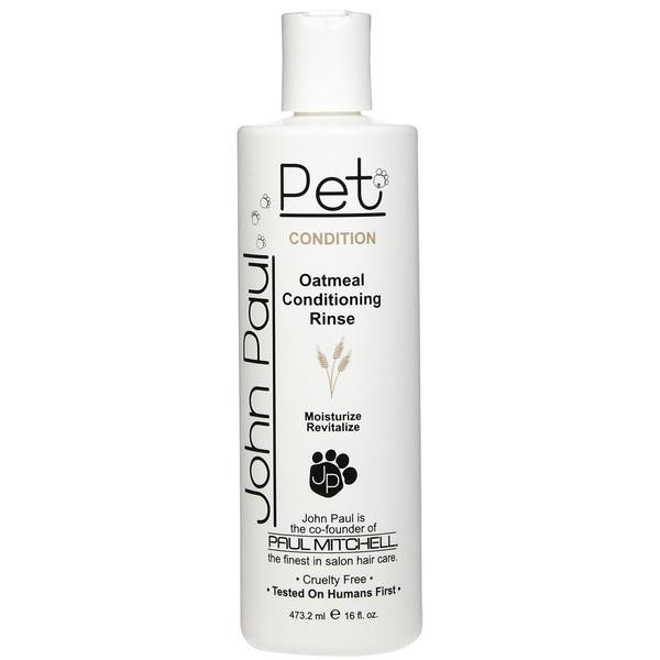 John Paul Pet Oatmeal Conditioning Rinse for Pet Grooming