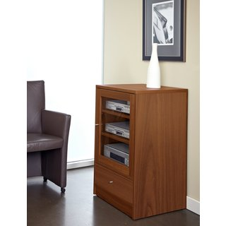 Jesper Office 100 Media Cabinet with Drawer