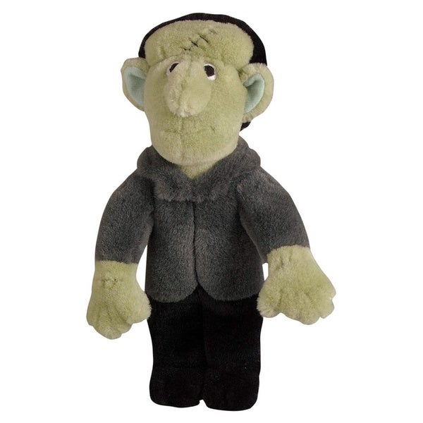 Mulitpet 9-inch Halloween Monster Talker Plush Pet Toy