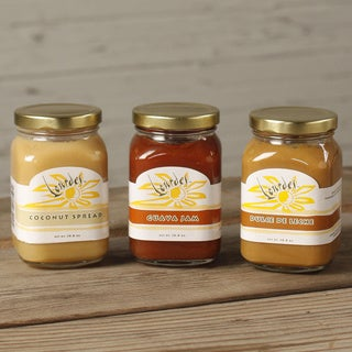 Lourdes Gourmet Set of 3 Spreads