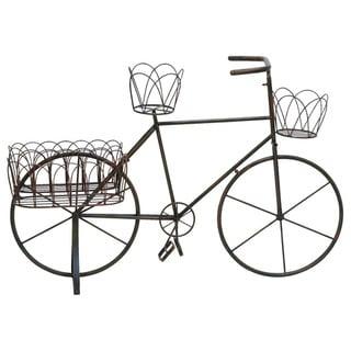 Metal Planter Bike