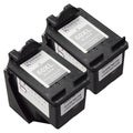 Sophia Global Remanufactured Ink Cartridge Replacements for HP 60XL with Ink Level Display (Pack of 2)