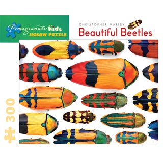 Beautiful Beetles 300-piece Puzzle