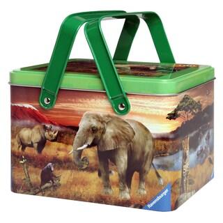 Animal Planet Safari Friends 100-piece Puzzle