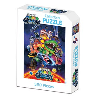 Super Mario Galaxy' 550-piece Collector's Puzzle
