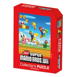 Super Mario Wii 550-piece Puzzle