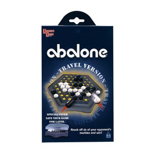 Abalone Strategy Game Travel Version
