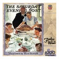The Saturday Evening Post Freedom from Want 1000-piece Puzzle