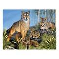 Wolves Proud Parents 400-piece Puzzle