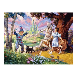 The Wizard of Oz 400-piece Puzzle