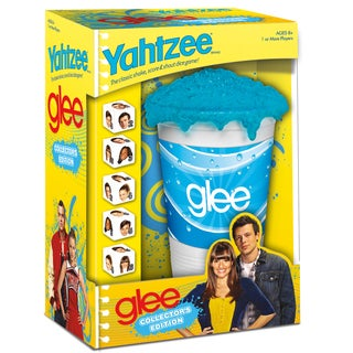 USAopoly Yahtzee Glee Edition Game