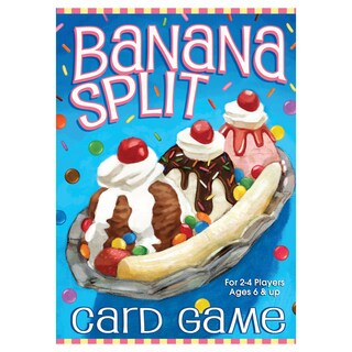 Banana Split Card Game