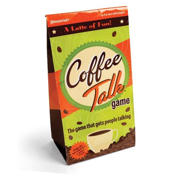 Coffee Talk Topical Card Game