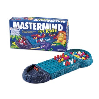 Mastermind For Kids Board Game