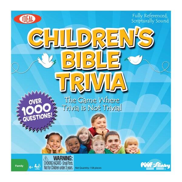 Children's Bible Trivia Board Game 12209250