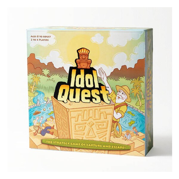 Idol Quest Board Game