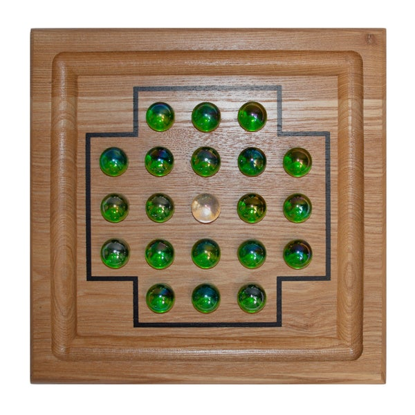 IQ Solitary Strategy Board Game