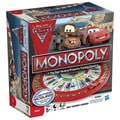 Monopoly Disney Pixar Cars 2 Race Track Game