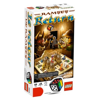 LEGO Ramses Return