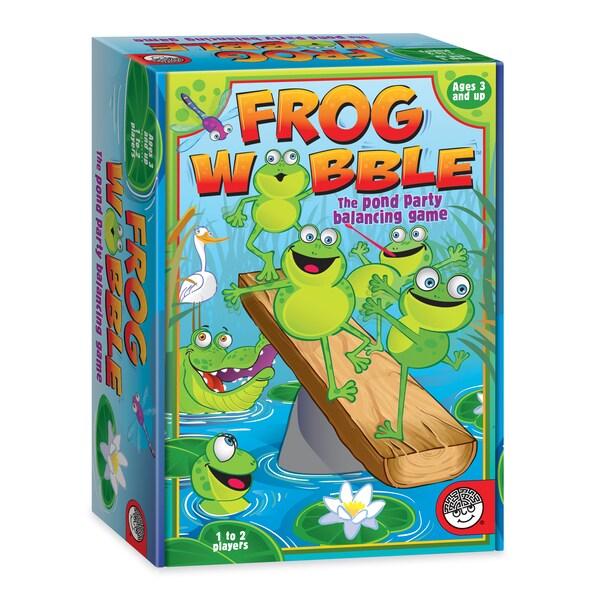 Frog Wobble