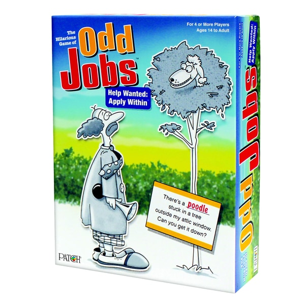 Odd Jobs Board Game