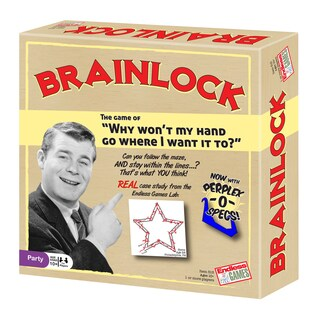 Brainlock Party Game
