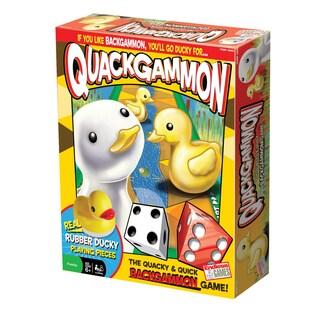 Quackgammon Family Game