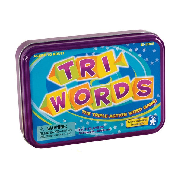 Tri-Words Educational Game