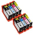 Sophia Global Compatible Ink Cartridge Replacements for Dell 31 (Pack of 8)