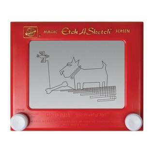 Ohio Art Etch A Sketch Classic
