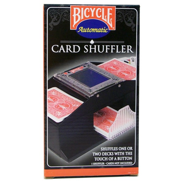 Bicycle Automatic Card Shuffler