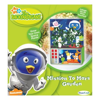 The Backyardigans Mission to Mars Garden