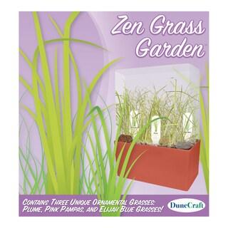 Zen Grass Garden Plant Cube Kit