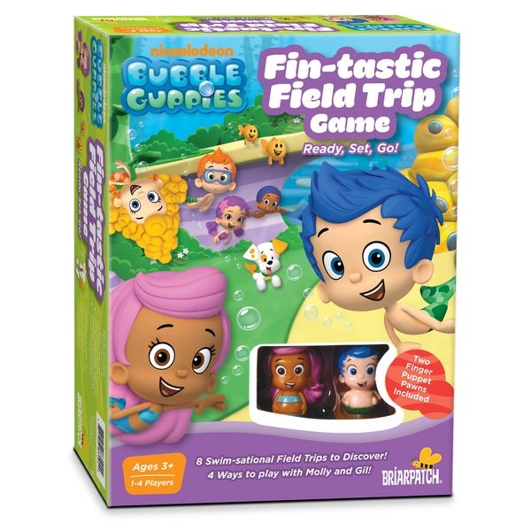 Bubble Guppies Fin-tastic Field Trips! Game