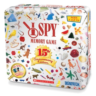 I Spy Memory 15th Anniversary Collectors Tin