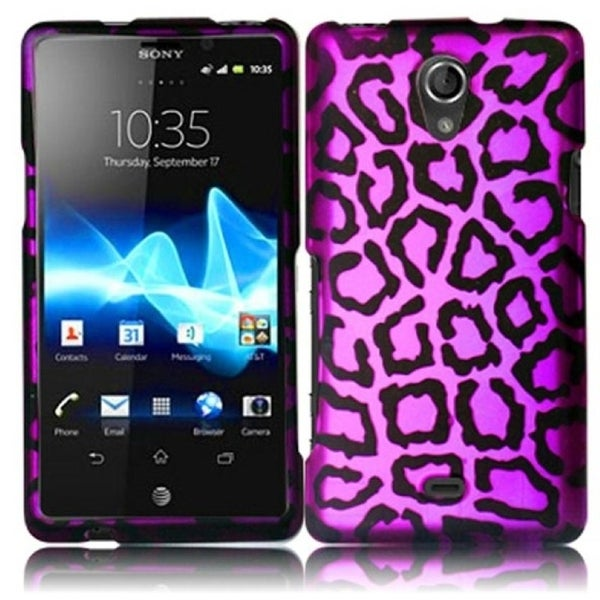 INSTEN Phone Case Cover for Sony Ericsson Xperia TL/ LT30