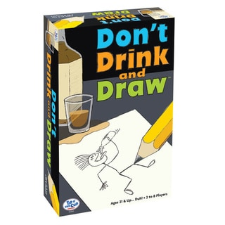 Don't Drink and Draw