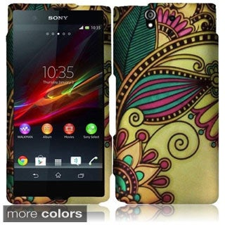 INSTEN Phone Case Cover for Sony Xperia Z