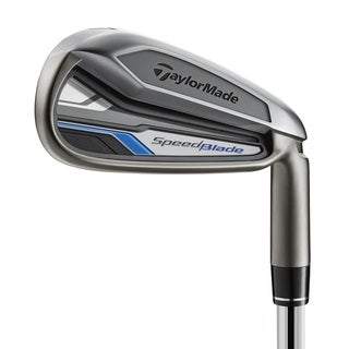 TaylorMade Men's SpeedBlade Irons Set
