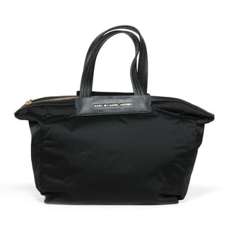 Marc by Marc Jacobs Black Big Zip Tote