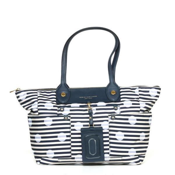 Marc by Marc Jacobs Bright Navy Multi E/W Tote